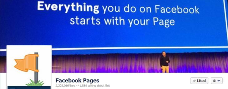 Cambiar nombre de página de facebook o fanpage